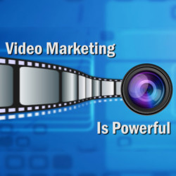 video marketing square